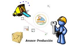Avance de Produccion