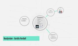 Neodymium - Aurélie Verdiell