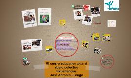 El centro educativo ante el duelo colectivo