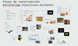 pisos de construction