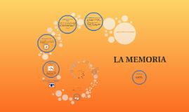 Copy of LA MEMORIA