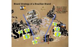 Brand Strategy of an Brazilian Brand
