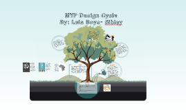 MYP Design Cycle