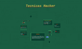 Tècnicas Hacker
