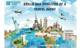 Skills and Qualities - Travel Agency