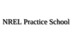 NREL Practice School