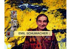 EMIL SCHUHMACHER