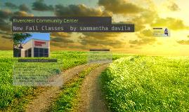 Rivercrest Community Center