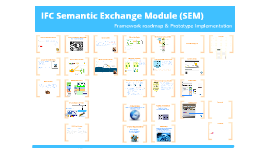 IFC Semantic Module Exchange - LITE
