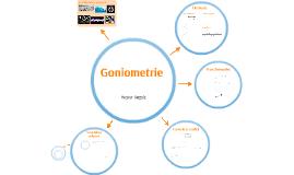 Goniometrie 2017
