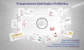 Traqueotomía Quirúrgica Pediátrica