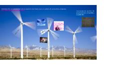 Fundamento estadístico del efecto aleatorio del viento para