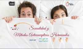 Sexualidad y métodos anticonceptivos