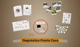 Diagnóstico Puerto Coco