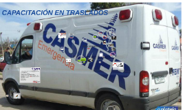 TRASLADOS CASMER