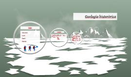 Geologia historòrica