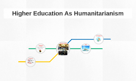 Higher Education As Humanitarianism