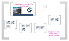exposicion sobre transporte y distribucion por carretera