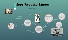 Copy of JOSÉ ARCADIO LIMÓN