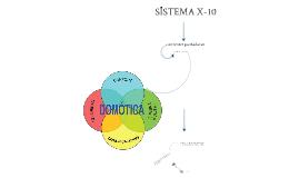 SISTEMA X-10