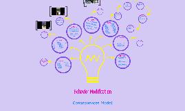 Copy of Behavior Modification