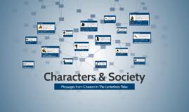 Canterbury Tales Characters & Society