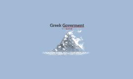 Greek Goverment