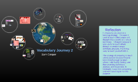 Vocabulary Journey 2