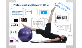 Professional and Research Ethics