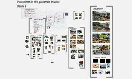 Módulo 2 Planeamiento del sitio y desarrollo de la obra