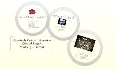 Quarterly Operating Review