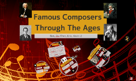 Famous Composers