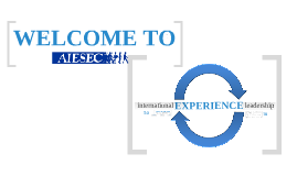 Recruitment presentation 2010