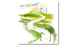 Copy of ESTE, ESE, AQUEL