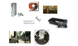 Generations of Video Game Consoles