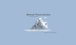 Beowulf Theme Analysis
