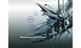 Interpretación de Arritmias_Ritmos Ventriculares