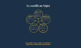 Le conflit au Niger