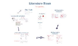 VATE SRDs - Literature Exam