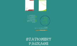 Stationery Pkg – Letterhead
