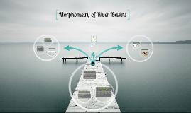 Morphometry of River Basins