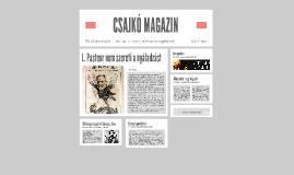 Csajkó Magazin - Pasteur