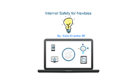Internet Safety for Newbies