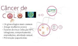 Copy of Copy of Copy of Câncer de Colo Uterino