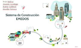 Sistema de Construcción EMEDOS