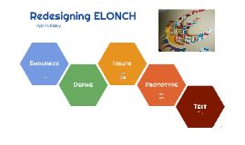 Redesigning ELONCH