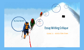 Global 10 Essay Writing Critique - Absolutism
