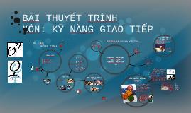 Copy of Copy of BÀI THUYẾT TRÌNH