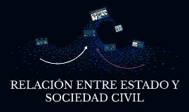 Copy of RELACION ENTRE ESTADO Y SOCIEDAD CIVIL