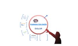 Copy of FARMACOLOGIA DEL DOLOR